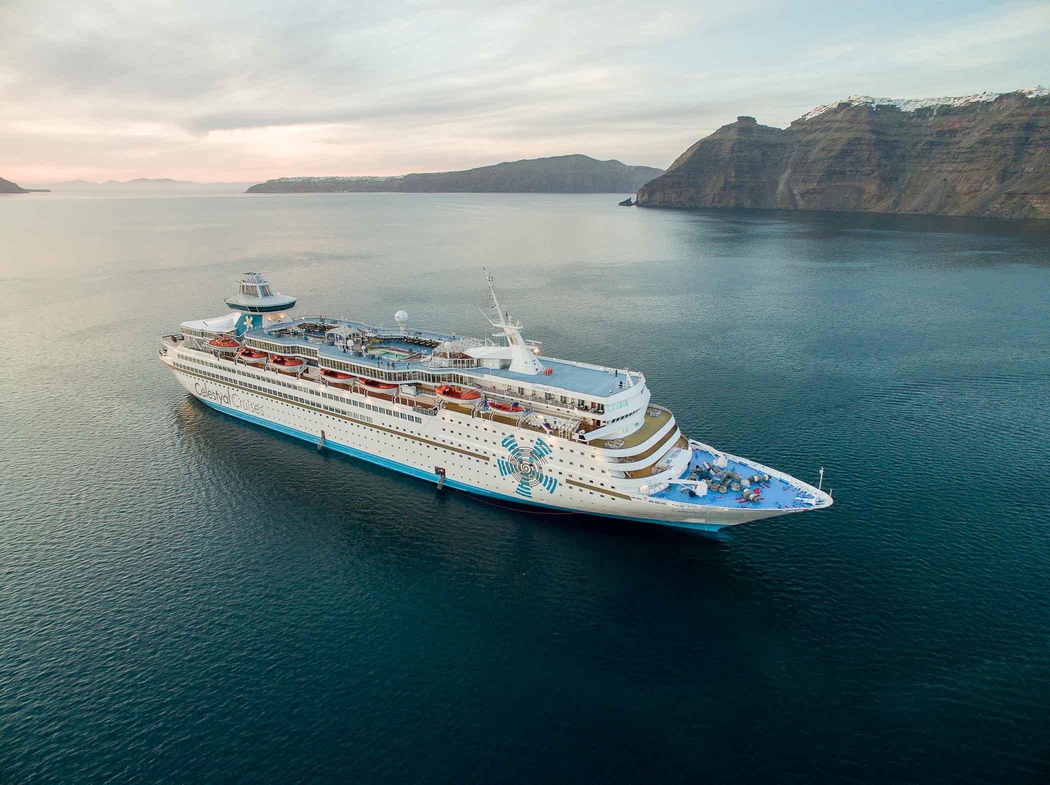 Celestyal Cruises Gtp